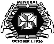 Boston MIneral Club logo